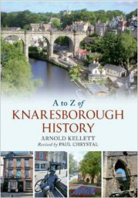 a to z of Knaresborough by Paul Chrystal